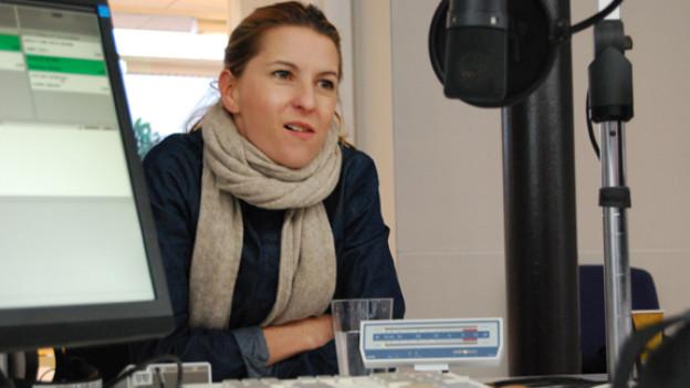 Für einmal nicht zum Lesen, sondern zum Hören: Michèle Roten.