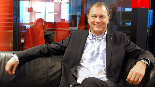 GC-Präsident André Dosé stellt sich bei Focus den Fragen von Tom Gisler.