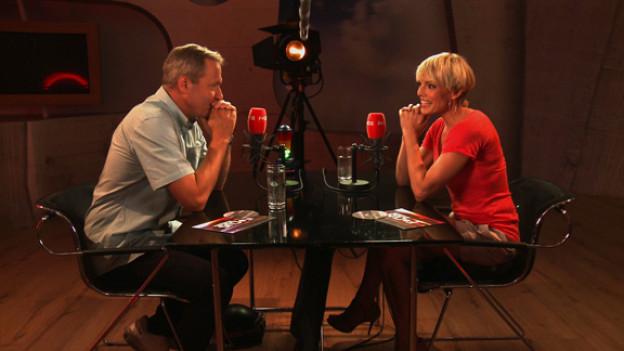 In der fünften Ausgabe der DRS 3-Sommerserie trifft Frank Baumann auf Stéphanie Berger.