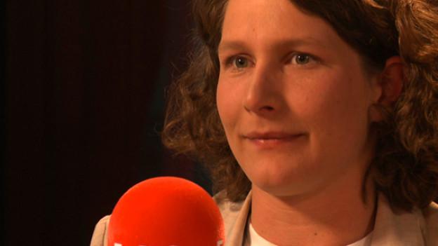 Sportlicher Tausendsassa: Kathrin Lehmann spielte Fussball und Eishockey auf Top-Niveau.