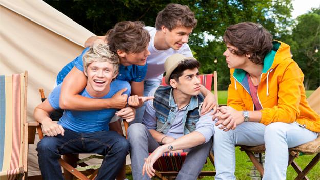Die Herzensbrecher von One Direction – kurz 1D – sind die Boyband der Stunde.