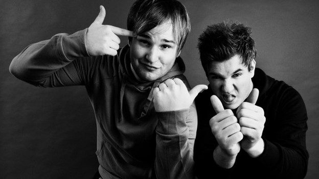Sind Flava & Stevenson die Star-DJs von morgen?