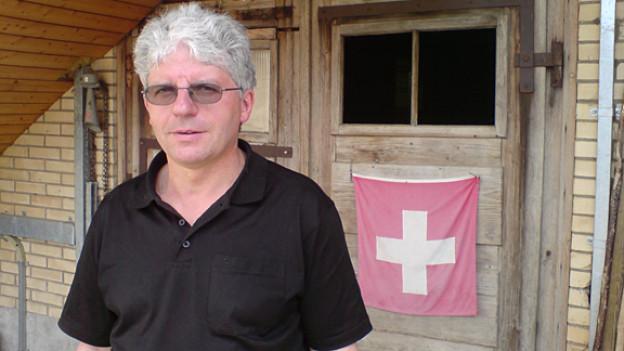 Der Luzerner Landwirt Josef Kilchmann will in seinem leerstehenden Saustall neu Fische züchten.
