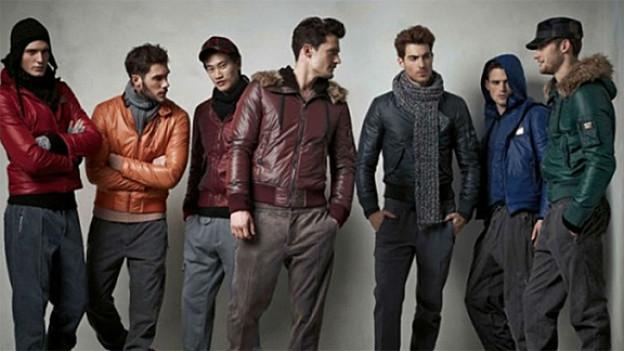 Gemäss Dolce & Gabbana soll sich die Männerwelt nächsten Winter so kleiden.