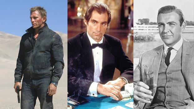 Trendsetter James Bond?