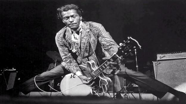 Chuck Berry war mehr als nur der Vorreiter des Rock'n'Roll.