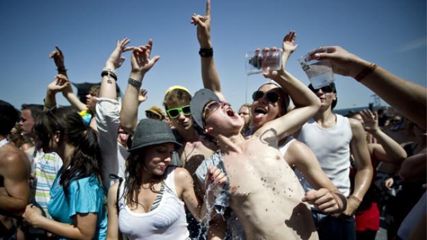 Openair Frauenfeld: Das grösste Hiphop-Festival der Schweiz besticht mit grossartigem Line-Up.
