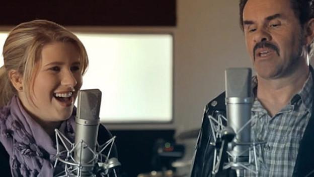 Selina und Hanspeter singen sich mit «Welcome Home» in die Schweizer Charts