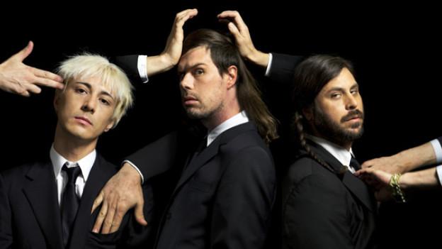 Klein, aber fein: so geben sich die Liars aus New York auf ihrem neuen Album.