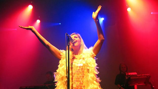 Saint Etienne machen seit den 90ern schillernden Dance-Pop.