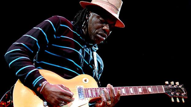Man hört den Gospel in seinem Blues: Joe Louis Walker.