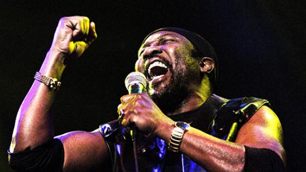 Sieht gar nicht so alt aus, ist aber seit 50 Jahren einer der besten Reggae-Sänger: Frederick «Toots» Hibbert.