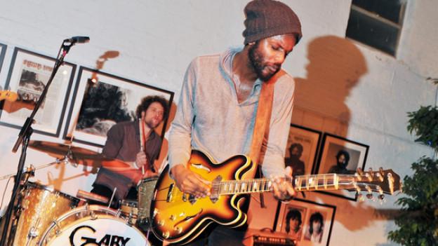 Noch keine 30, wird aber schon mit Jimi Hendrix verglichen: Gary Clark Jr.