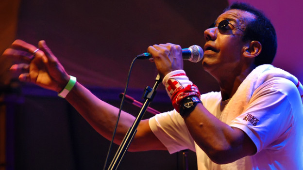 Mit 67 Jahren ist es an der Zeit für ein Best-Of-Album, fand Jorge Ben.