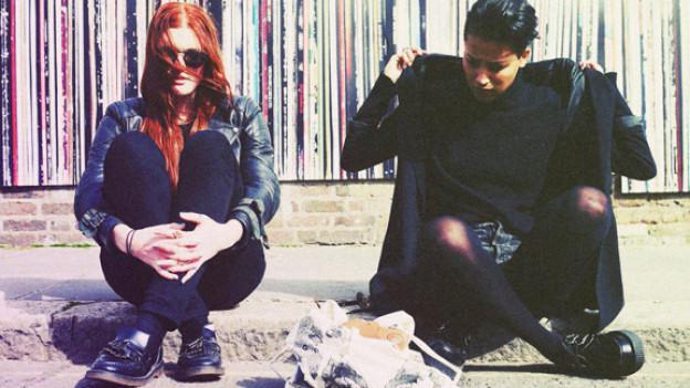 Elektronisch, süss und Sounds!-Sommerhit 2012: das schwedische Duo Icona Pop.