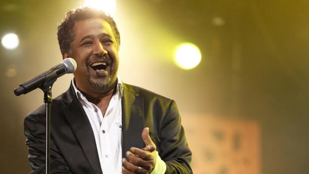 Dass Khaled ein Geniesser ist, hört man auch an seiner Stimme.