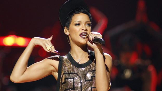 Madonna kann einpacken, die neue Queen of Pop heisst Rihanna.
