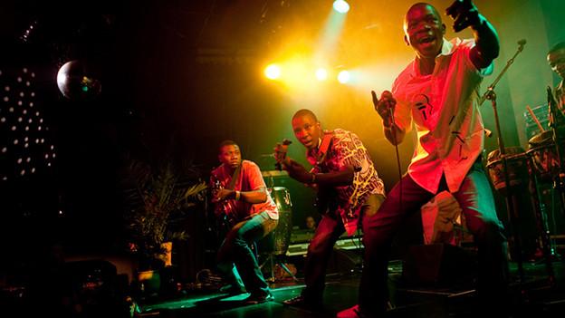 World Music Special-Redaktorin Marianne Berna hat sich in den Sänger von Mokoomba verliebt: «Der kann einfach alles!»