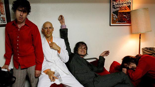 Rock Special-Redaktor Christoph Alispach schwärmt: «Das Comeback von Redd Kross ist wie wenn man nach ganz ganz langer Zeit einen guten Freund wieder trifft - und sich freut.»