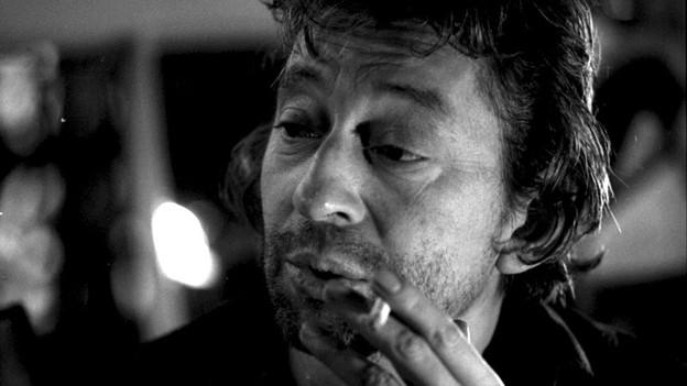 Auch der französische Chansonnier hat Reggae Songs in seinem Repertoire: Serge Gainsbourg