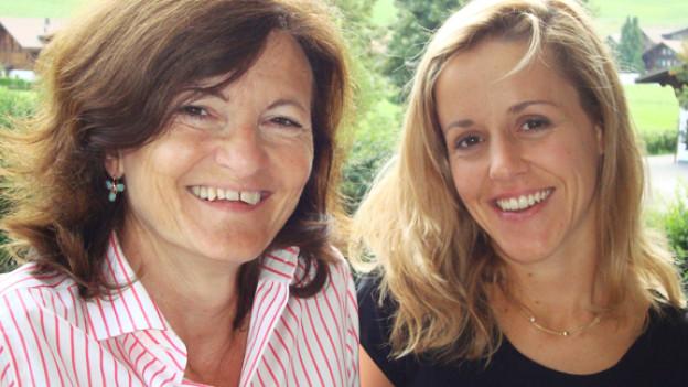 Marina Villa und Sol Gabetta