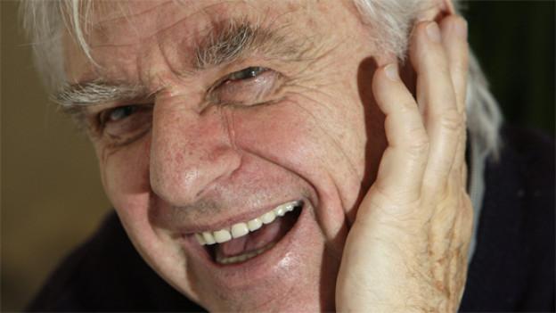 Wird das Lachen allem Anschein nach nie verlernen: Emil Steinberger.