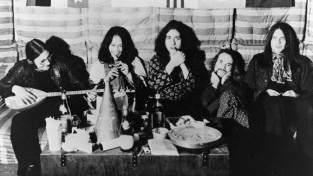 Can gehören zu den Pionieren des psychedelischen Krautrock.