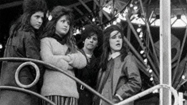 Ausschnitt aus dem Cover von «The Smiths Complete»
