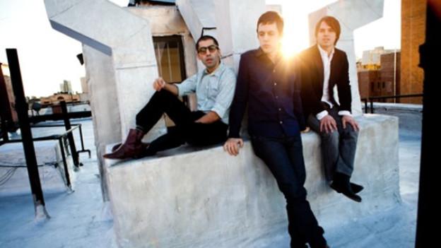 Das Bostoner Trio Leisure würde musikalisch auch nach England passen.