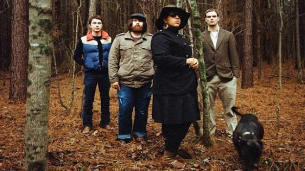 Die hippen Alabama Shakes tarnen sich geschickt als Hinterwäldler.