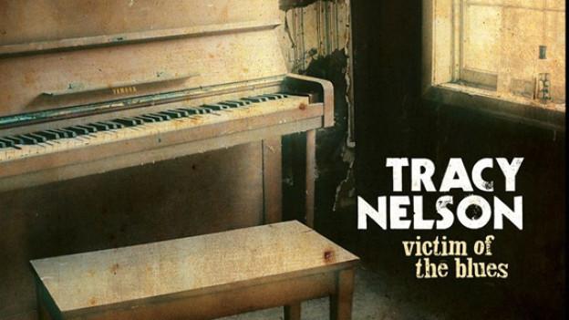 Im Gegensatz zum Klavier auf dem Cover hat Nelson's Stimme keinen Staub angesetzt.
