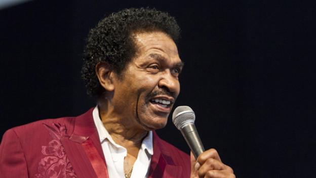 Einer der Blues Music Award Gewinner: Bobby Rush.