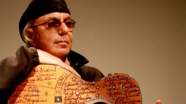 Dion Di Mucci: Italo-Rocker der ersten Stunde.