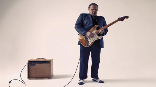 Blues-Veteran Walter Trout spielt im Oktober gleich drei Konzerte in der Schweiz.
