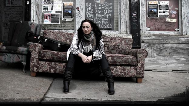 Rita Engedalen und ihre Band Backbone gehört zu den Neuentdeckungen des diesjährigen Lucerne Blues Festivals.