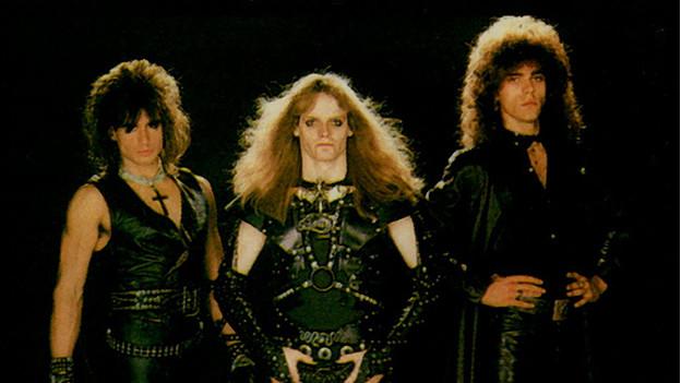 Grimmige Minen, grimmiger Sound: Während in der Stadt die Jugendunruhen tobten, erfanden Celtic Frost im Zürcher Oberland den Vorläufer des modernen Death Metal.