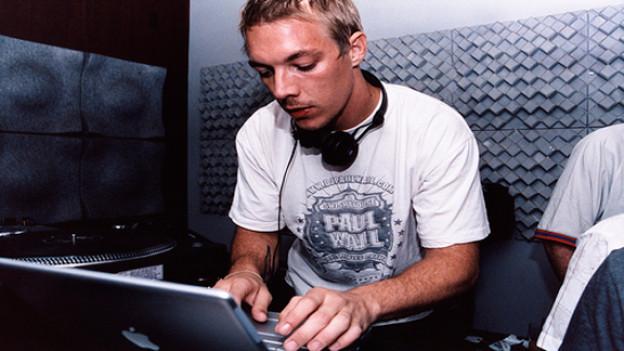 Diplo – auch der Soundtüftler aus Philadelphia produziert Remixes von Dancehall Songs.