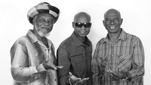 The Tennors lieferten mit «Jamaica 50» ihren Beitrag zu Jamaikas Geburtstags-Fete.