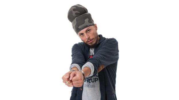 Cookie the Herbalist ist mit seinem zweiten Album «Stand tall» in den Startlöchern.