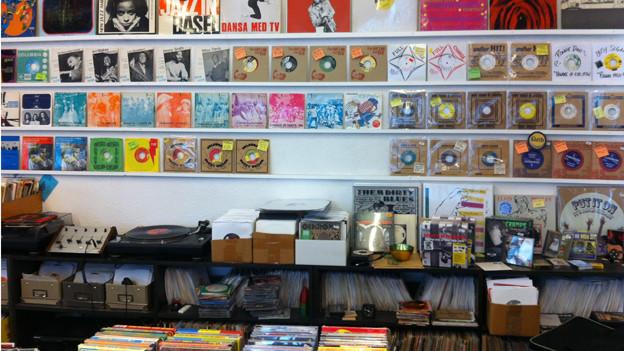 16 Tons in Zürich: Bastion von Reggae auf Vinyl.