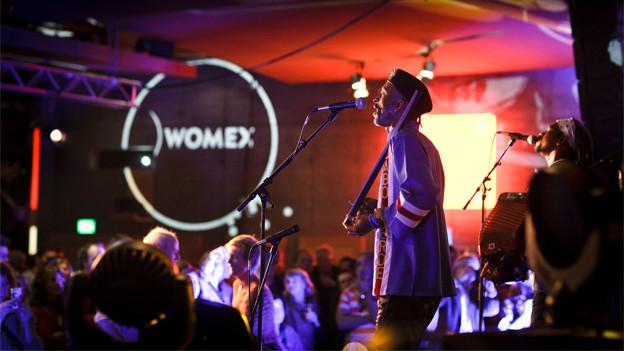 Die Womex fand dieses Jahr vom 17. bis am 21. Oktober im griechischen Thesaloniki statt.
