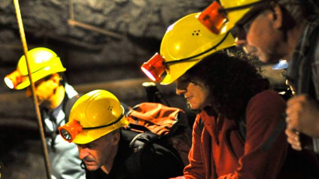 Gonzen: vom Bergwerk zum Museum