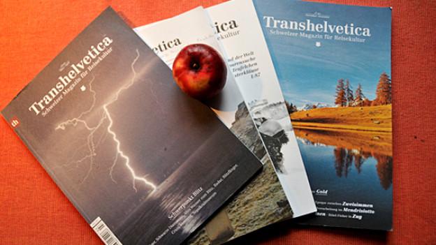 Transhelvetica ist eine gute Wegzehrung für Schweizreisen