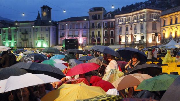 Piazza Grande: Das geheime Festivalzentrum?