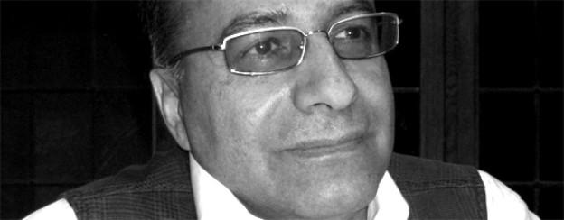 Schriftsteller Amir Hassan Cheheltan.
