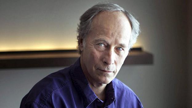 Der amerikanische Autor Richard Ford.