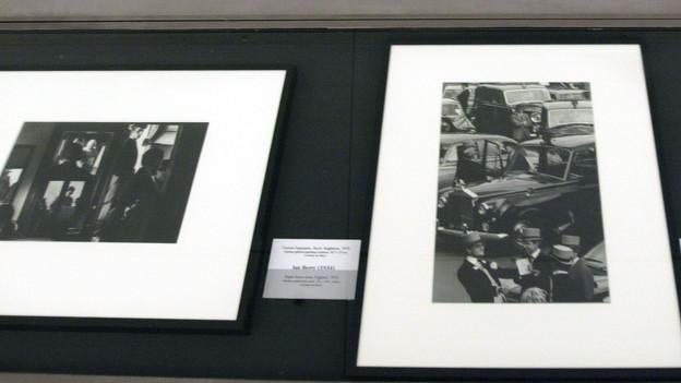 Fotos über und in Paris: in der Henri Cartier-Bresson-Stiftung.