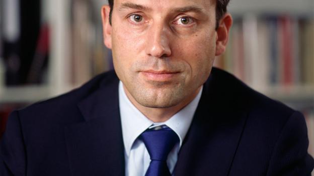 Gottfried Locher, Präsident des Schweizerischen Evangelischen Kirchenbunds.