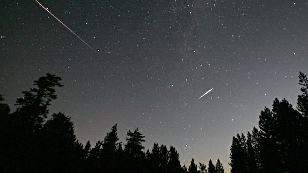 Meteoritschauer - die faszinierende Schönheit des Sternenhimmels