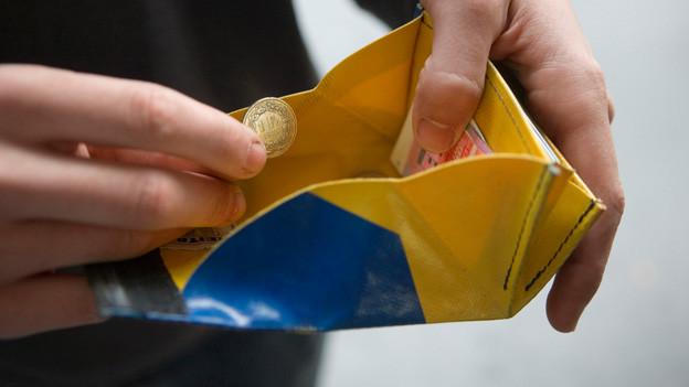 Einige Kulturinstitutionen sind neuerdings so günstig, dass mit Münzen bezahlt werden kann.